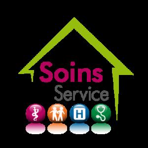 Logo soins service